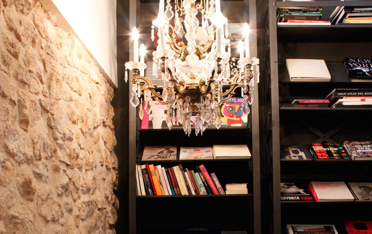 Biblioteca Hotel Consolación