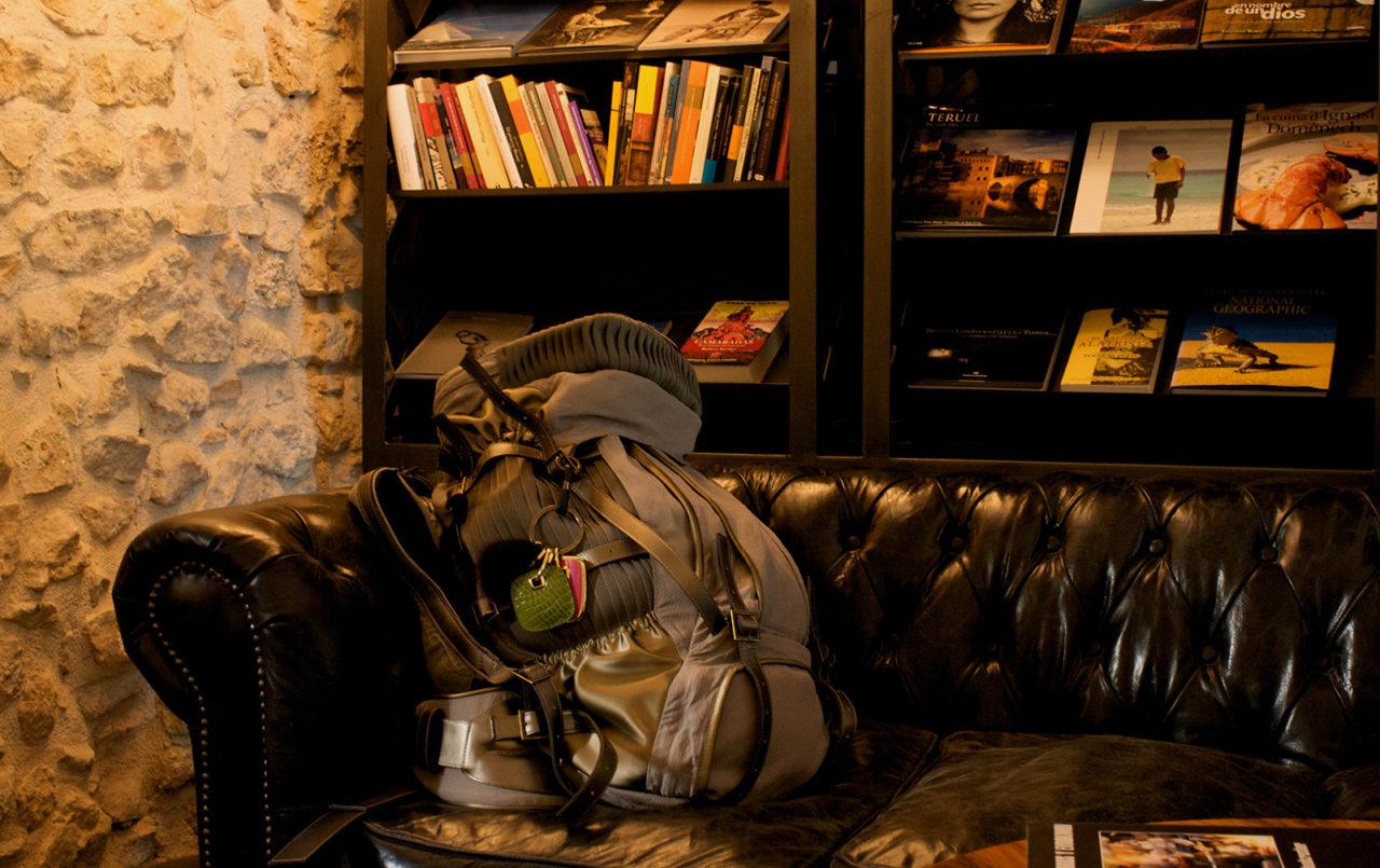 Consolación Hotel & Restaurante |Espacios - Biblioteca