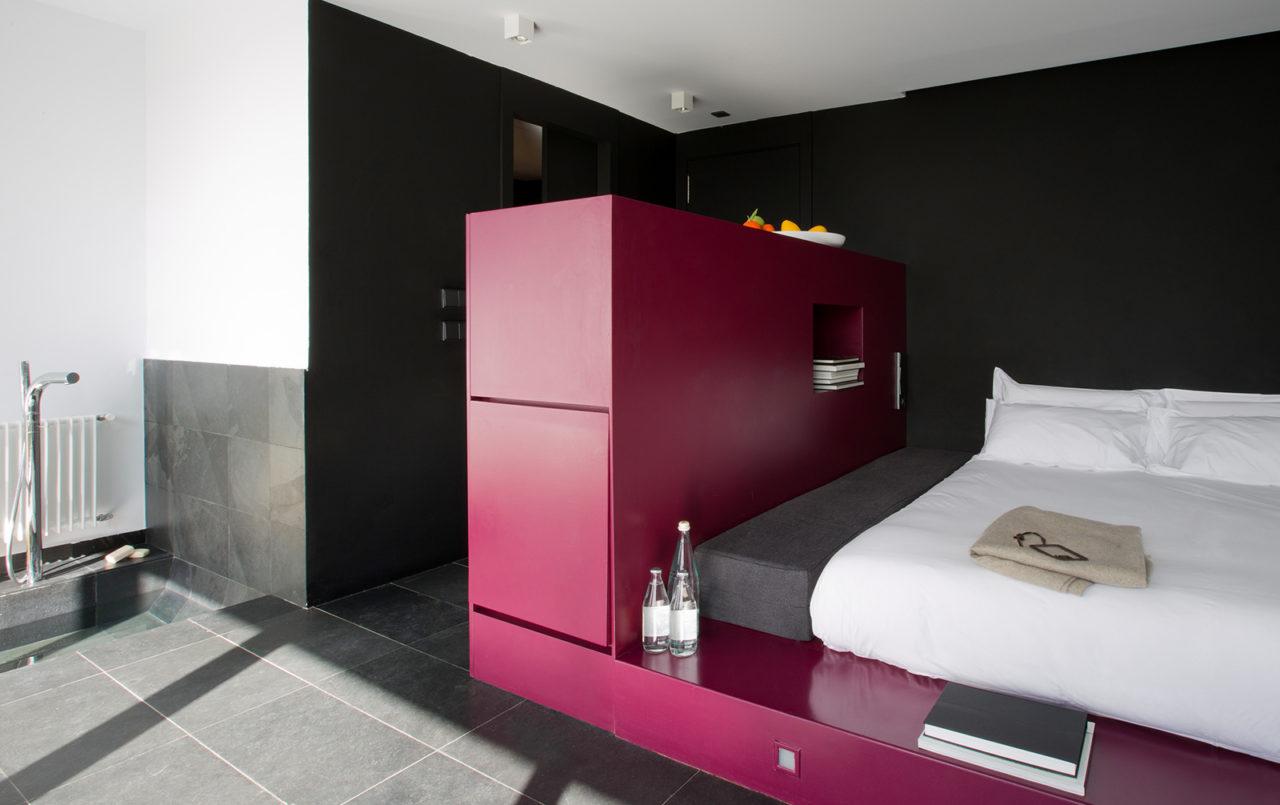 Consolación Hotel & Restaurante |Habitaciones-Rooms-Kubo-Kube