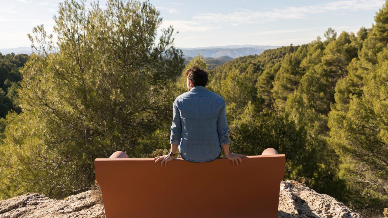 Consolación Hotel & Restaurante |Experiencias - Sofá de pensar con vistas
